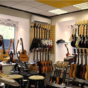 Музыкальные магазины Юргамыша