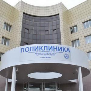Поликлиники Юргамыша