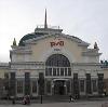 Железнодорожные вокзалы в Юргамыше
